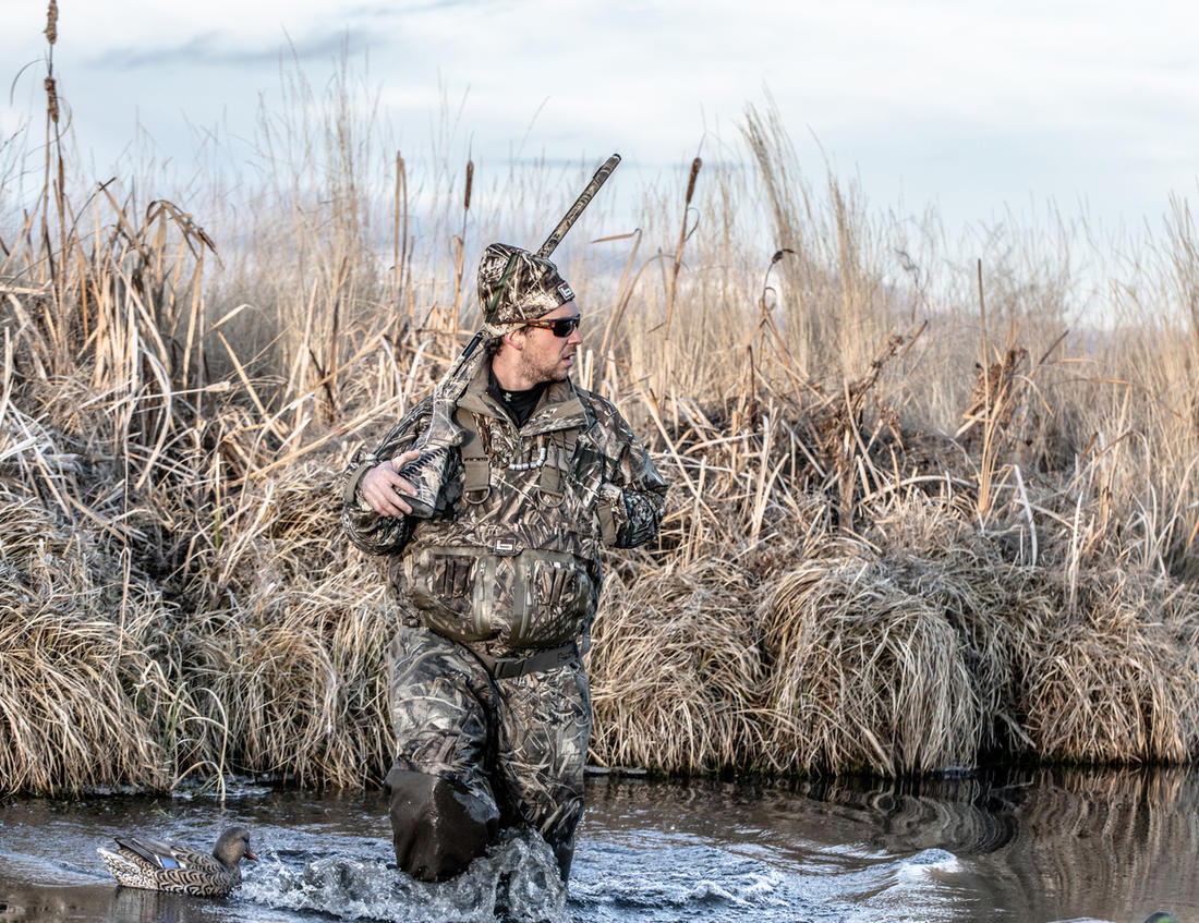 Ducks are already on the move. Don't be the guy who can't hit them. Photo © Nick Costas