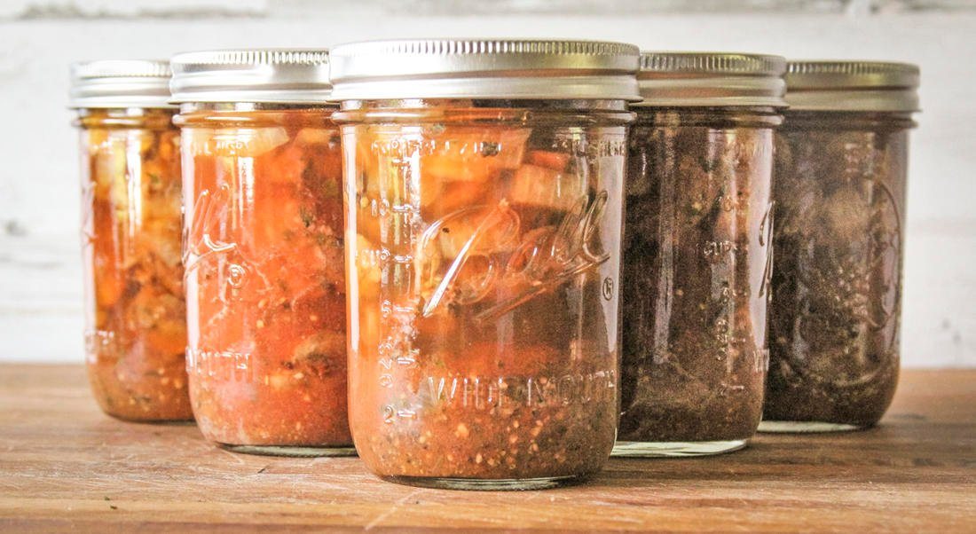 Once canned and properly sealed, the soup will be shelf stable for up to a couple of years.