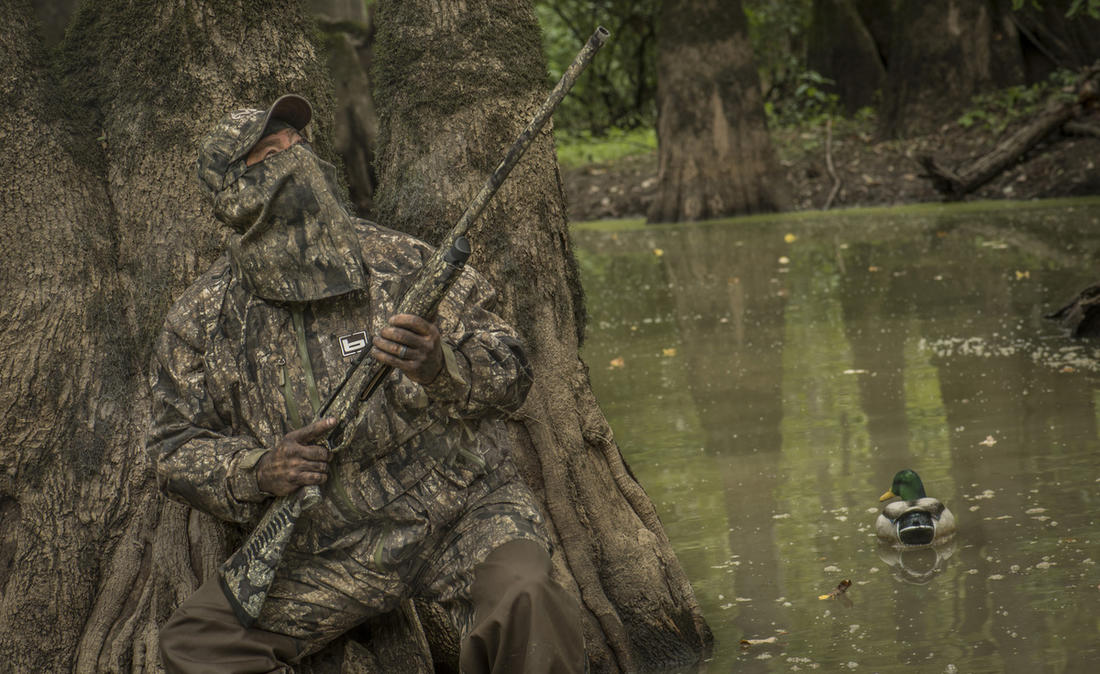 It's nice to limit out during quick morning hunts. When that doesn't happen, however, you might have to hunker down for a full day to get your birds. Photo © Bill Konway