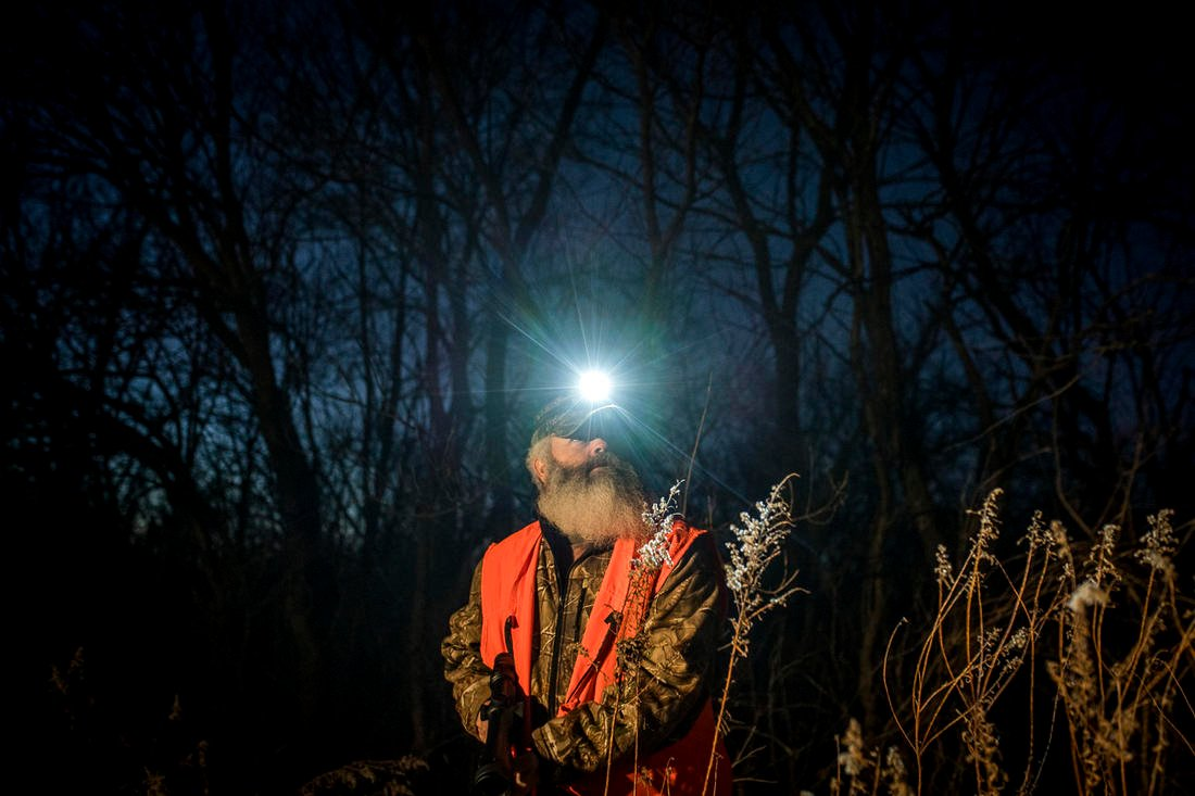 Public-land hunting pressure is high these days, but avoiding confrontation with other hunters is always the best approach. (Bill Konway Image)