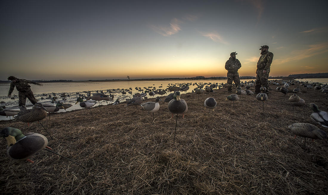 Can't hunt mornings? No sweat. You can score during the second shift. Photo © Bill Konway