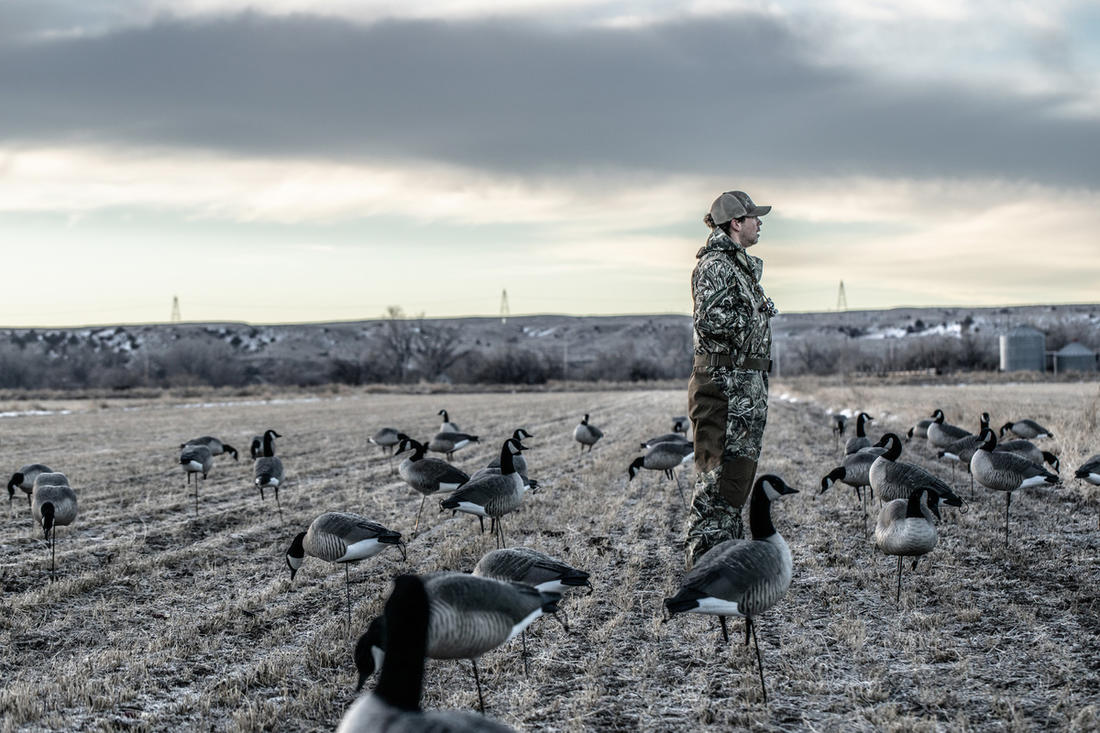 Persistence kills ducks, but stubbornness can ruin a hunt. Admit when things have gone awry, and make new plans. Photo © Nick Costas