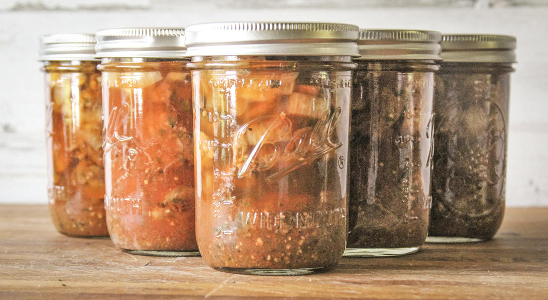 Canned venison is shelf stable and a great way to clear freezer space.