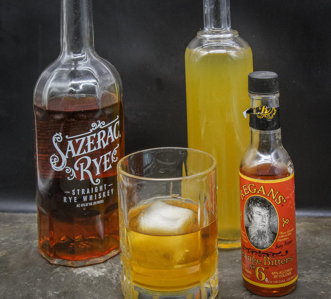 Add the syrup to your favorite cocktail.