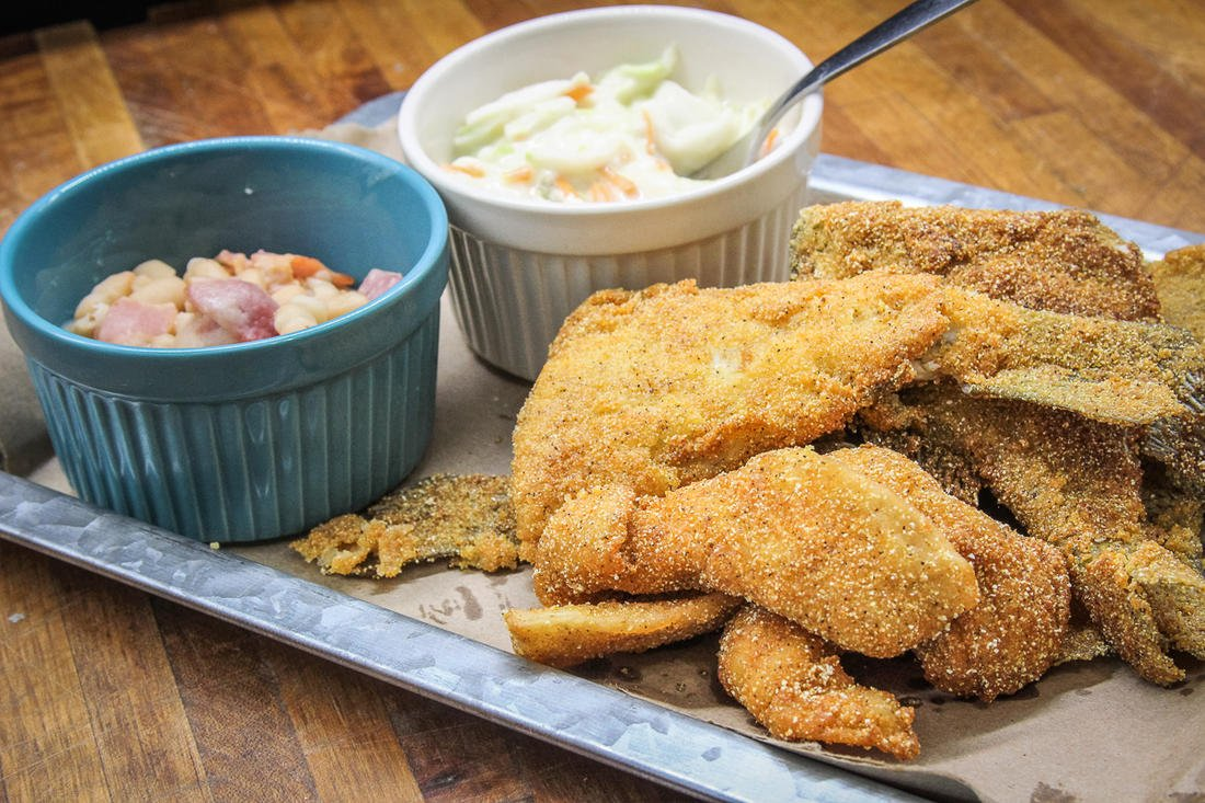 Serve up your bluegills all three ways and let everyone decide on a favorite.