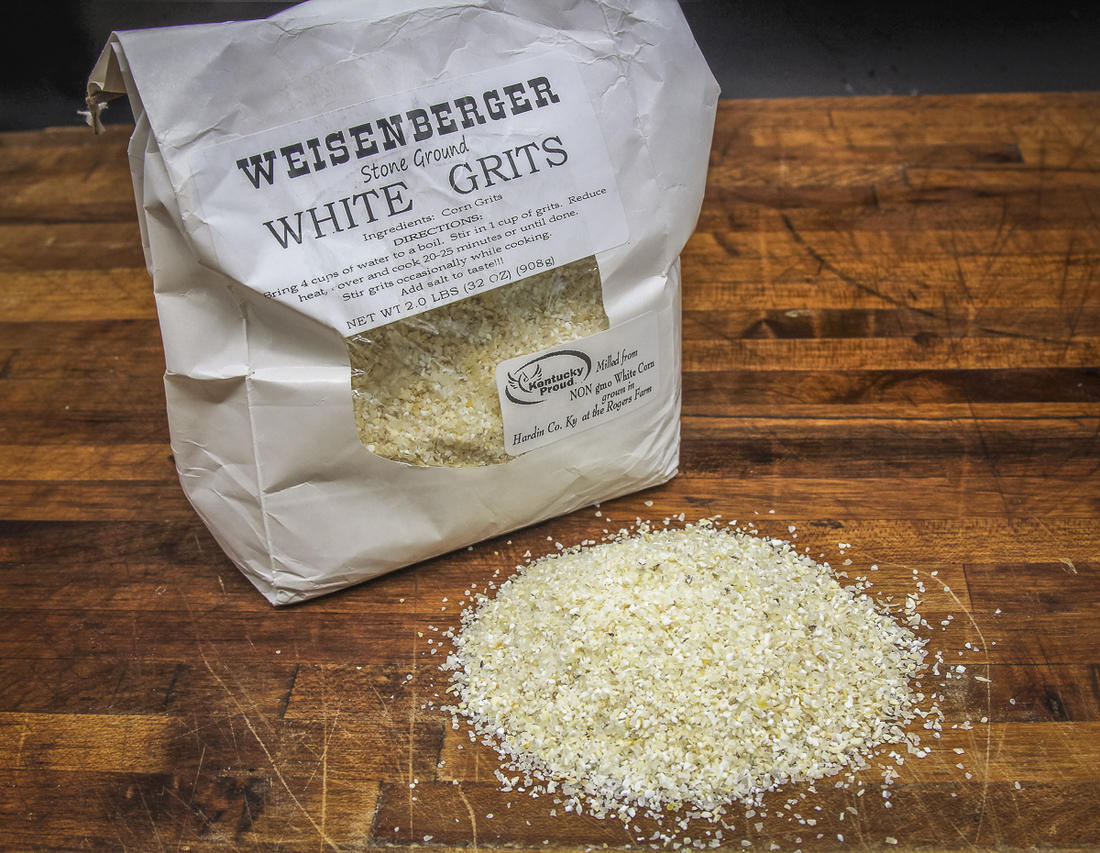 Use high quality, stone ground grits for the best results.