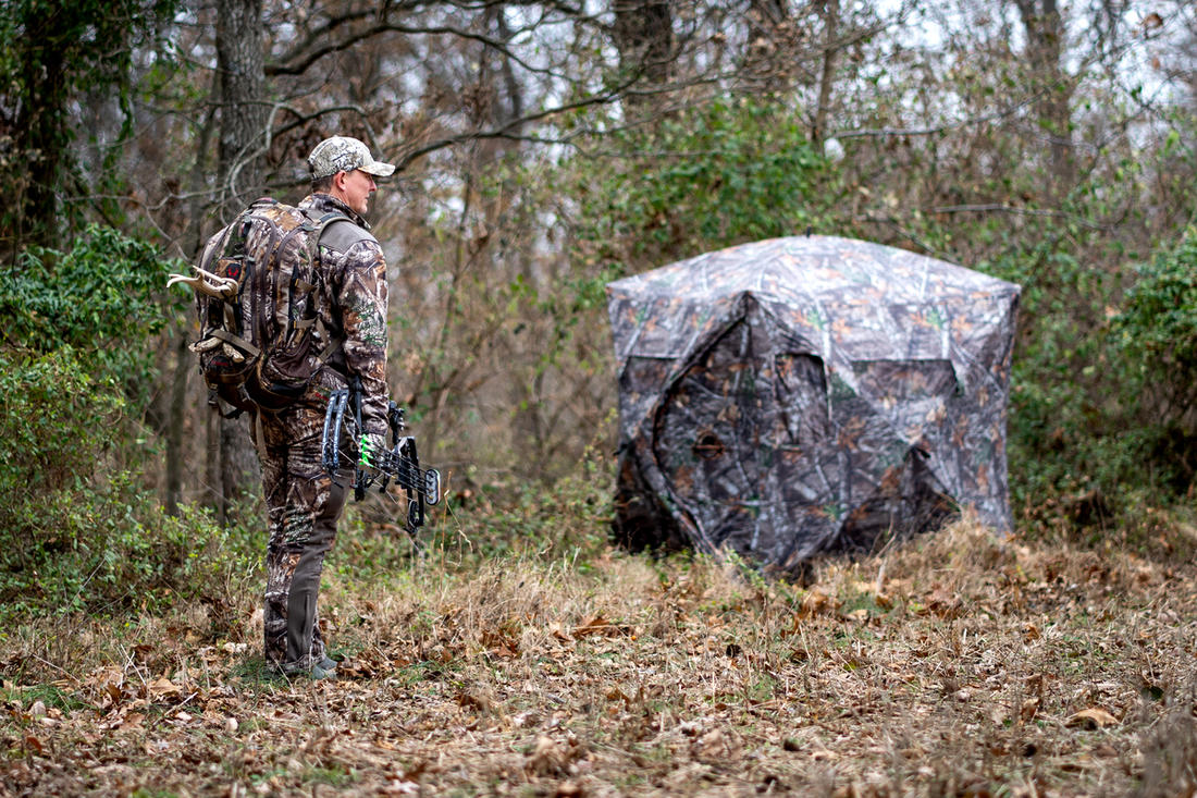 More hunters means more money for state fish and wildlife agencies. ©Realtree