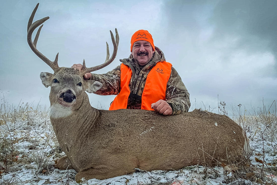 Realtree pro-staffer Tim Andrus hails from western New York. (Tim Andrus Image)