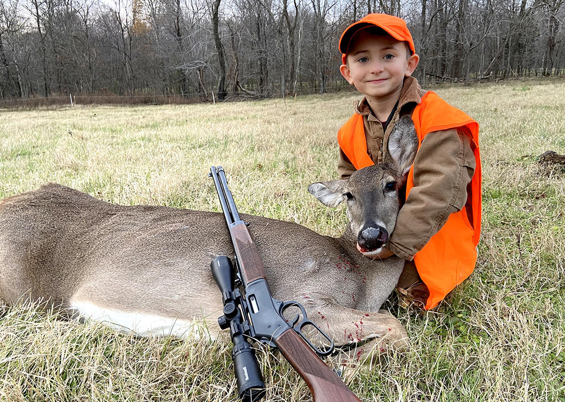One of the most important hunting lessons we can teach is that the game we kill provides high-quality, great-tasting food for our tables. (Will Brantley photo)