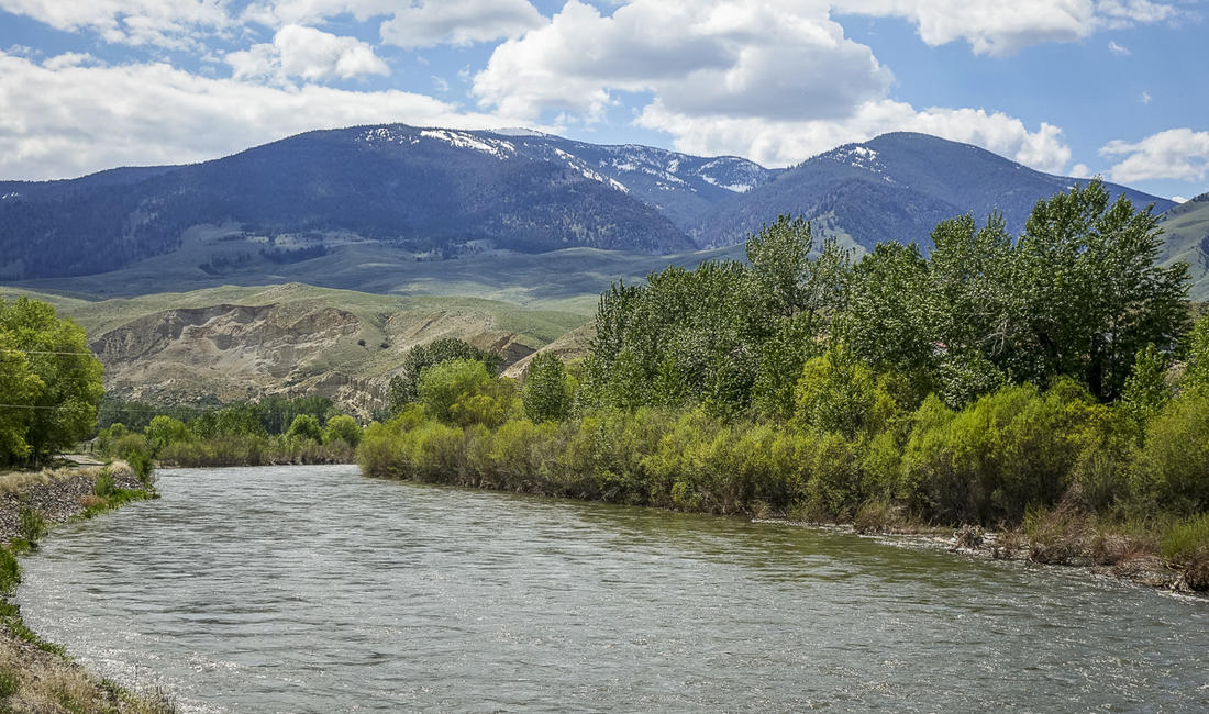 Raymond Jones went missing in 1968 while bowhunting near Hayden Creek close to Salmon, Idaho. Image by Marty Nelson / Shutterstock