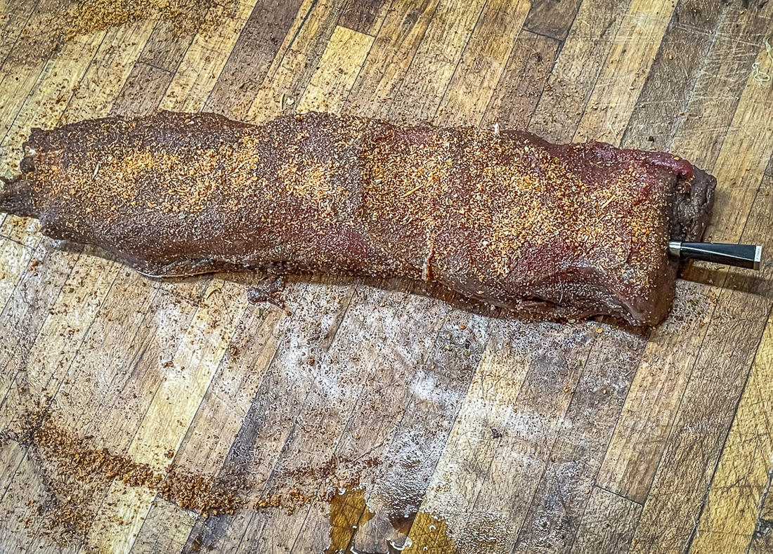 A good thermometer prevents overcooking of game meat and undercooking of BBQ.