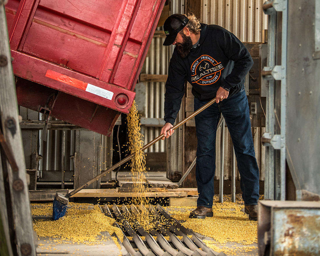 If you have a place to store it, buying corn straight from the source is usually the cheapest option. Image by Bill Konway