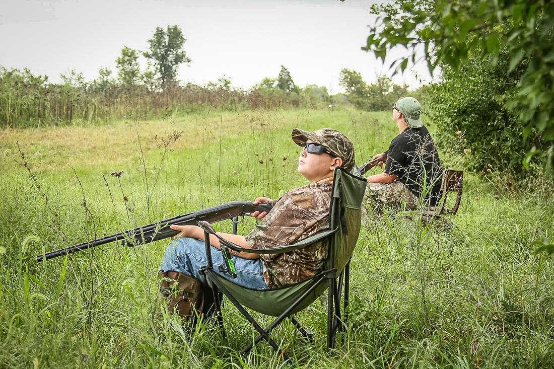 For a lot of hunters, dove season means days spent afield with family.