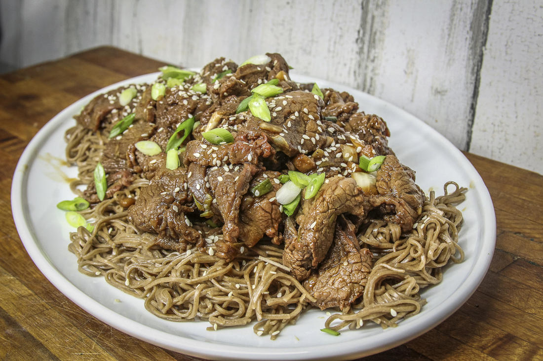 Bulgogi, or Korean-style BBQ, combines sweet and savory flavors that work with any wild game.