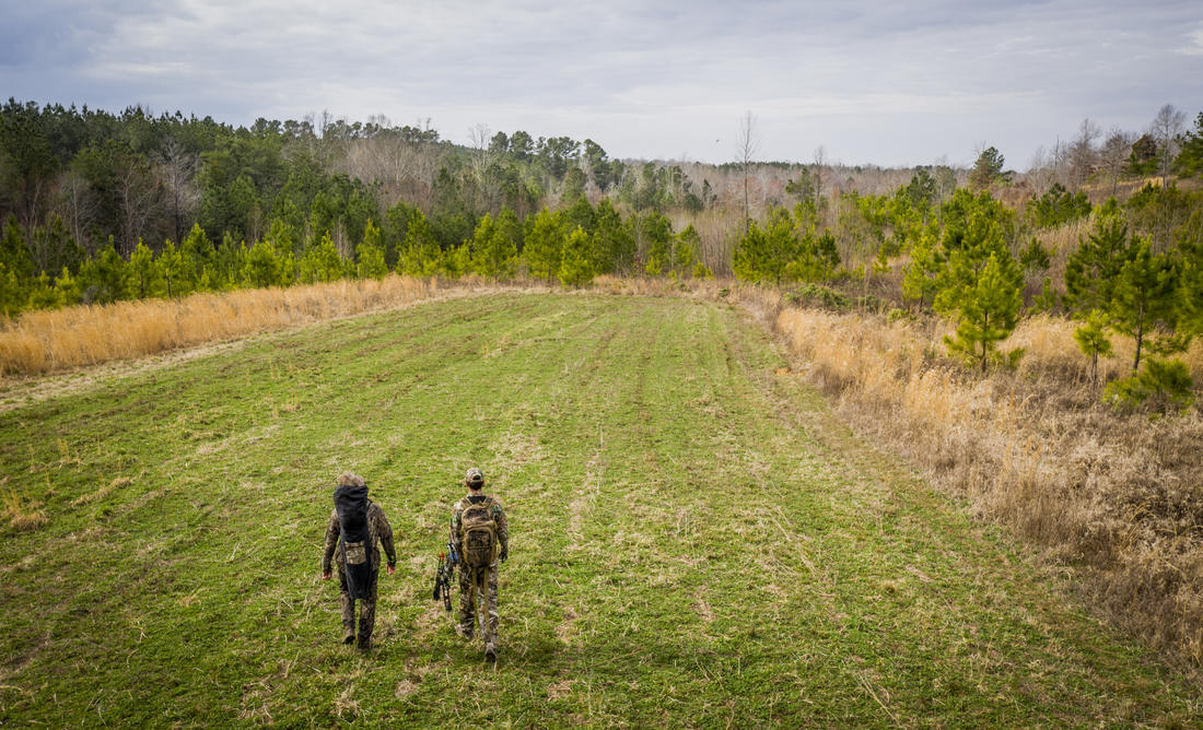 Life's too short to hunt with people you don't like. Image by Realtree