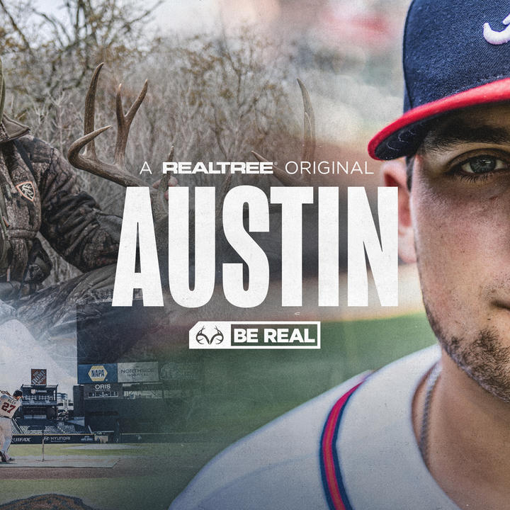 Austin Riley is the third-baseman for the Atlanta Braves, and also an avid hunter.