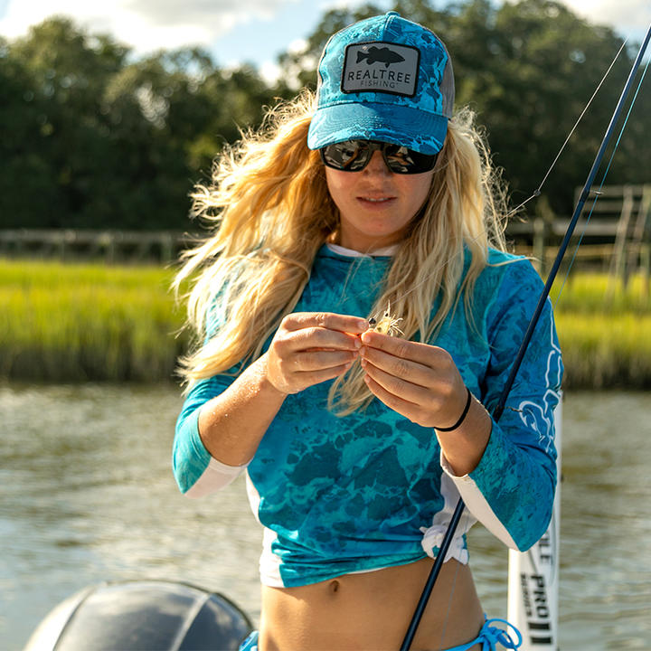 DSG Introduces Warm-Weather Fishing Apparel Line for Women and Girls