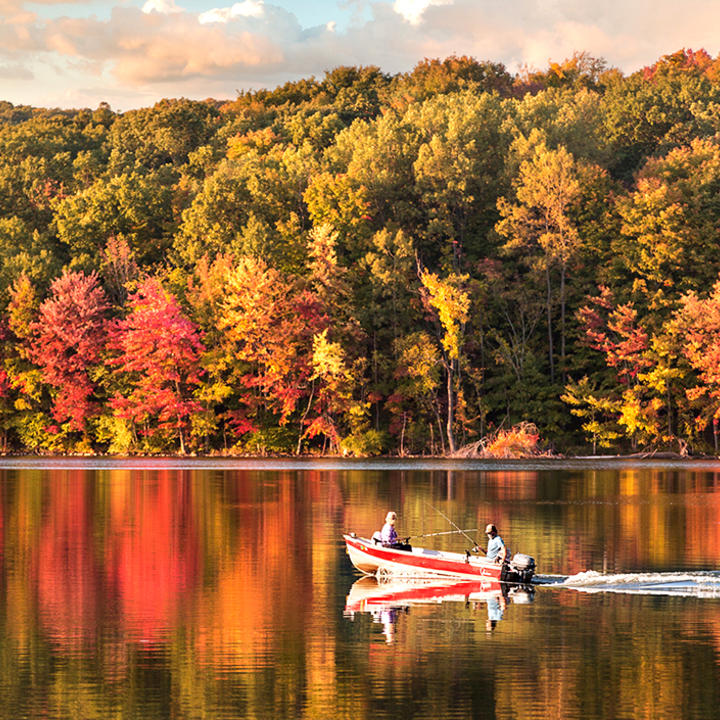 10 Reasons Why Fall Fishing is Better than Deer Hunting