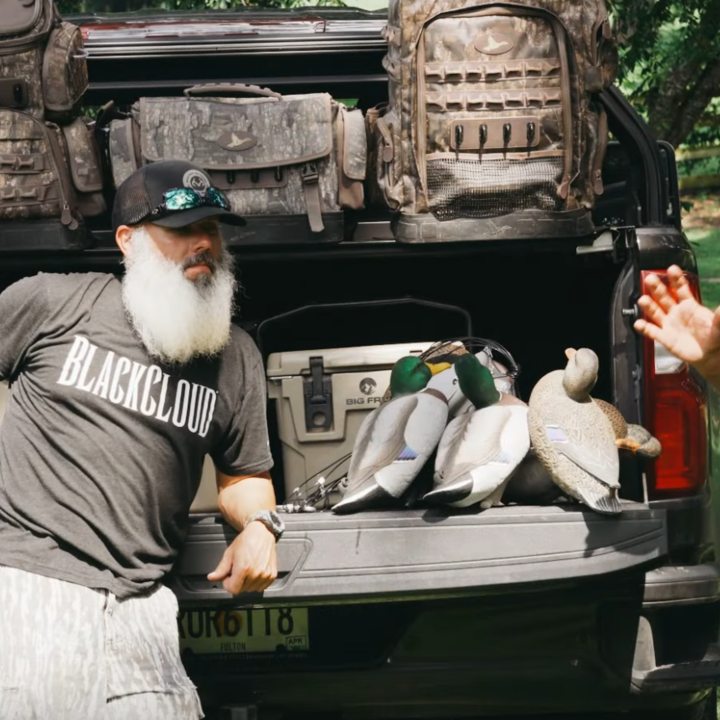 Dr. Duck and Billy Campbell reveal their favorite duck hunting gear.