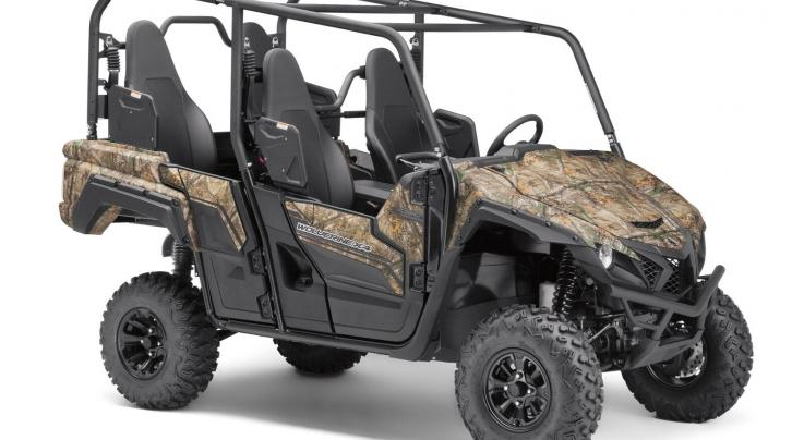 New Yamaha Four-Passenger Wolverine X4™ Side-by-Side  Preview Image