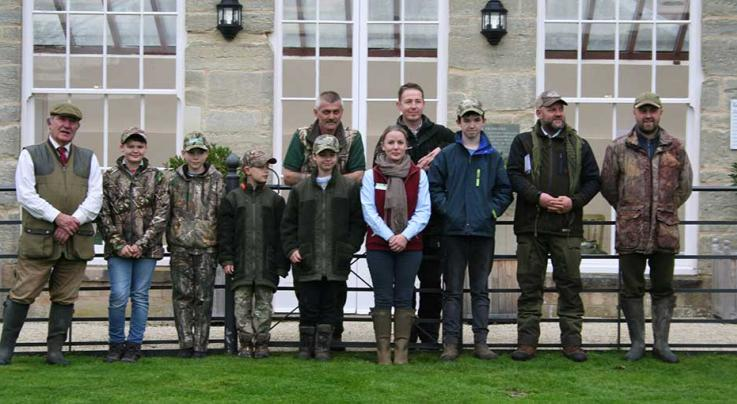 Realtree Global Supports BASC (Central) Young Shots Deer Stalking Day. Preview Image