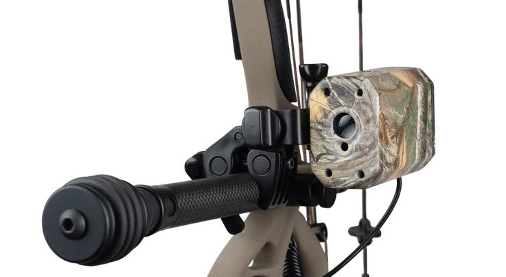 AVYD Bow-Mounted Rangefinder in Realtree EDGE Camo Preview Image