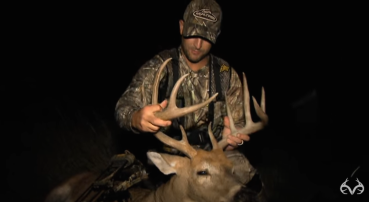 Chris Griffin Bowhunts Big Bucks in Montana Preview Image