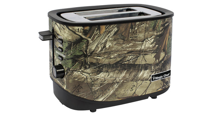 Magic Chef 2-Slice Realtree Xtra Camouflage Toaster Preview Image