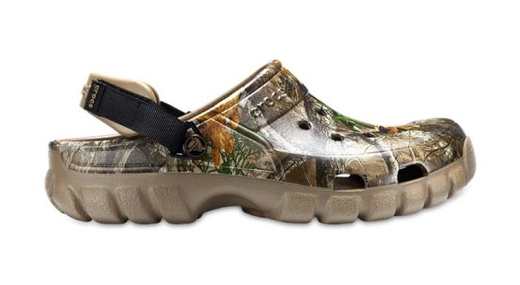 Crocs Offroad Sport Realtree EDGE Camo Clog Preview Image