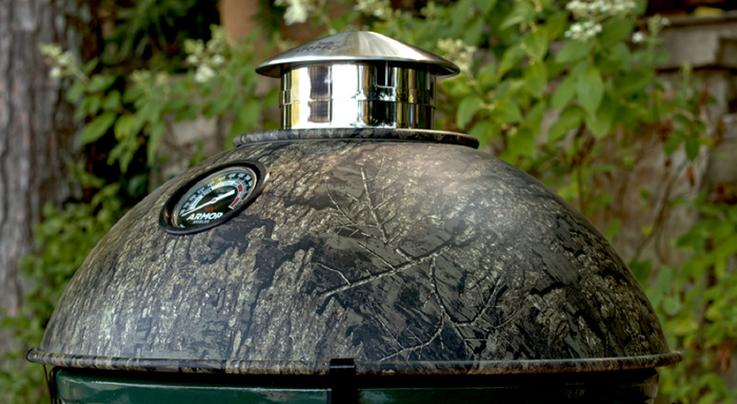 Realtree Camouflage Armor Shield for Big Green Egg® Preview Image