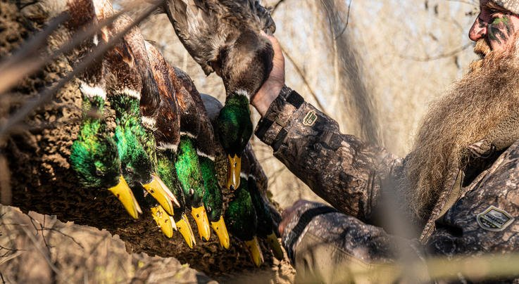 Realtree 365, Black Cloud — Boat Ramp Hobos: Sleeping in the Truck for Greenheads Preview Image