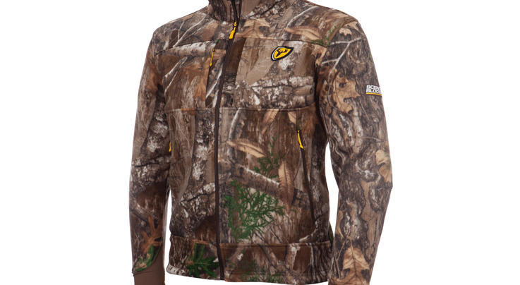 Blocker Outdoors Adrenaline Jacket In Realtree Edge Camo Preview Image