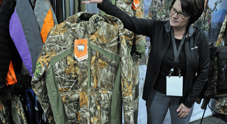 2019 SHOT Show: Best New Women's Realtree Camo Hunting Apparel Preview Image