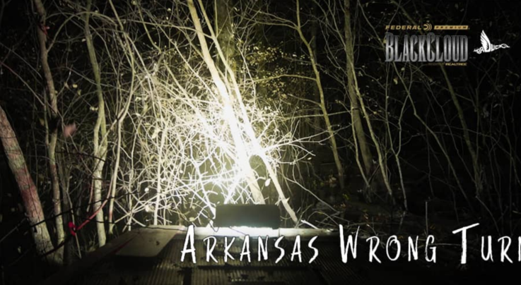 Black Cloud on Realtree 365: An Opening Day Arkansas Wrong Turn Preview Image