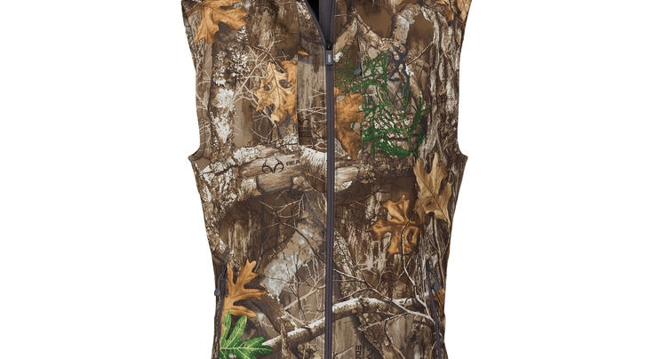Browning Javelin Realtree EDGE Camo Vest Preview Image