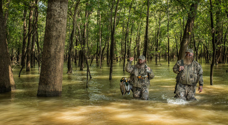 New Public-Land Duck Hunting Show to Air on Realtree365 Preview Image