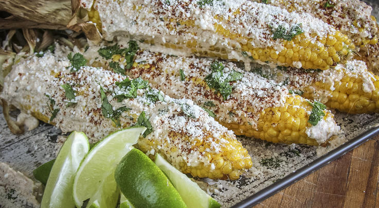 Timber2Table Traeger Grilled Elote Recipe Preview Image