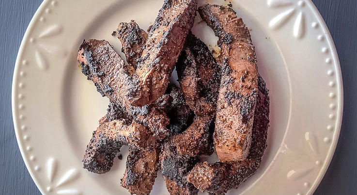 Cajun Blackened Deer Heart Preview Image