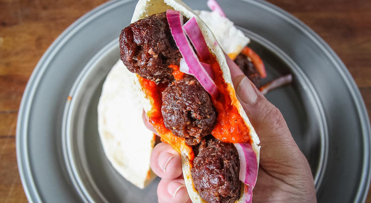 Venison Cevapi Sausage Recipe Preview Image