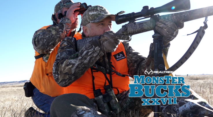 Monster Bucks 27: Spot-and-Stalk Whitetail in Montana Preview Image
