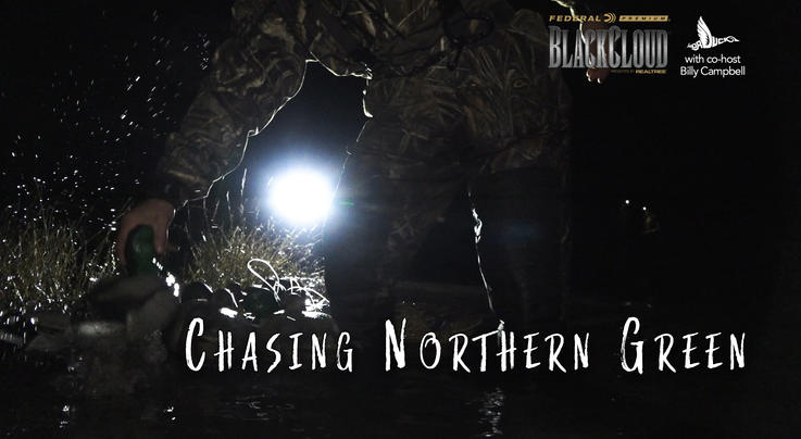 Realtree 365, Black Cloud: Northern Green: Action Continues in the Dakotas Preview Image