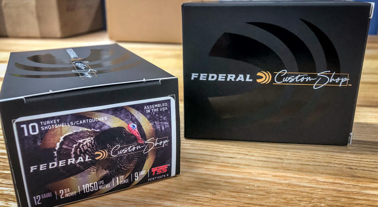 Federal's New Online Custom Ammo Shop Preview Image