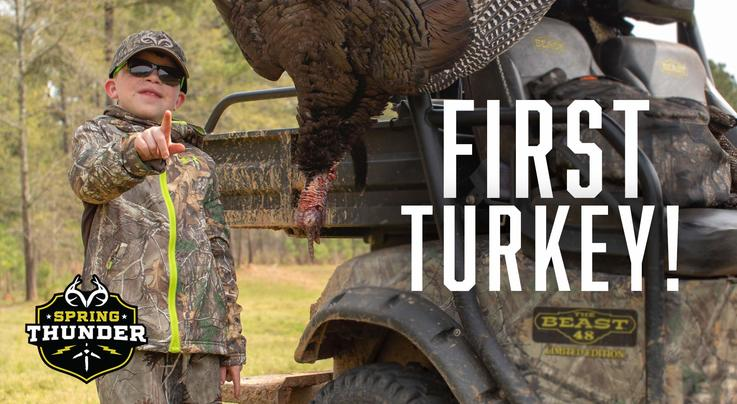 Spring Thunder: A Special First Turkey  Preview Image