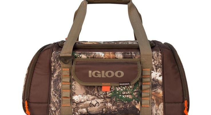 Realtree EDGE Camo Tactical Duffle 46-Can Cooler Bag Preview Image