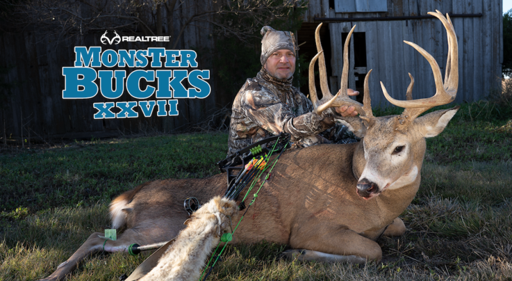 Monster Bucks 27: Ben McDonald Arrows Kansas Booner Preview Image