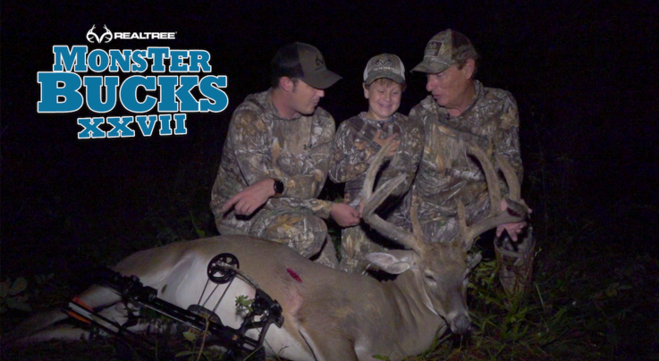 Monster Bucks 27: Colton Jordan Hunts a Giant Velvet 7-Pointer Preview Image