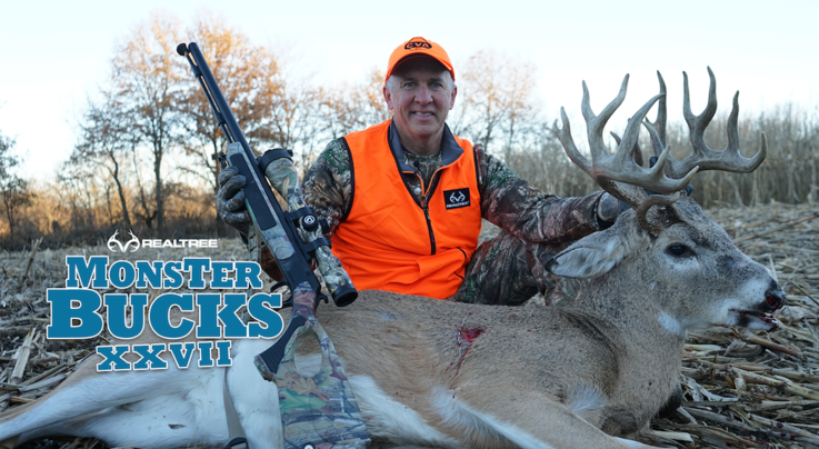 Monster Bucks 27: David Blanton Muzzleloader Hunts a Gnarly Iowa Buck Preview Image