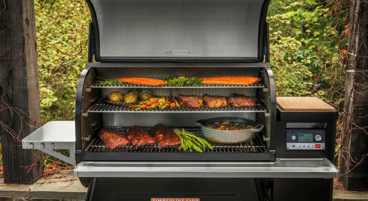 Introducing the all new Traeger D2 Technology Grills. Preview Image