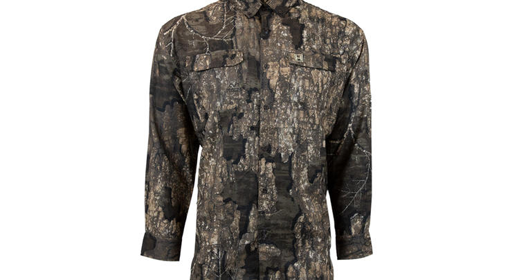Heybo Outfitter Realtree Timber Camo Shirt Preview Image