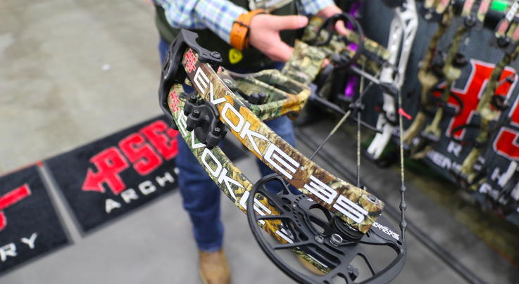 2019 ATA Show: New PSE Bow in Realtree Camo Preview Image